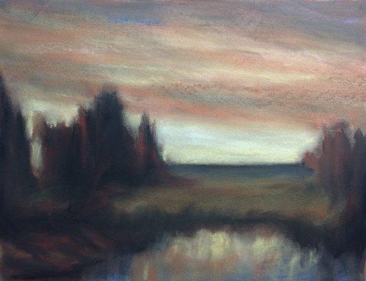 P3-Tonal-Landscape-Pastel-on-Paper-1